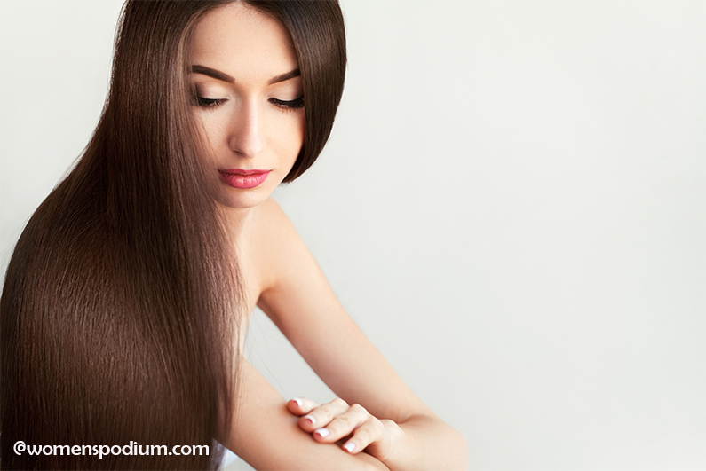 How to Take Care of Thick Hair - healthy hair