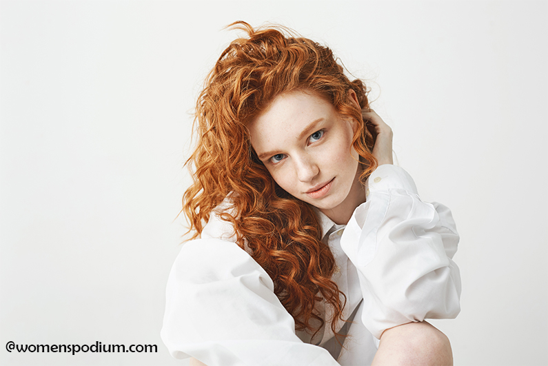 Curly Hair Care - healthy hair