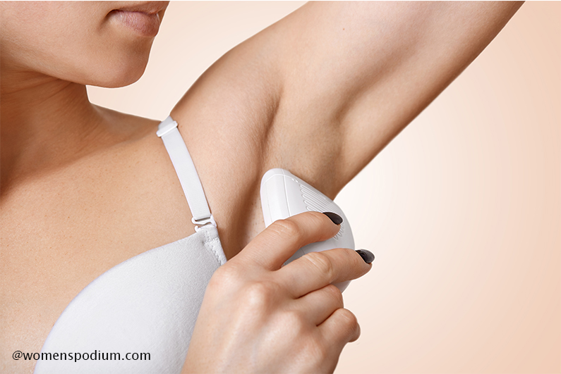 Epilators - hair removal methods
