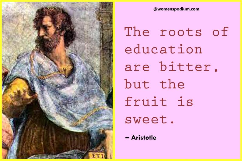 –Aristotle
