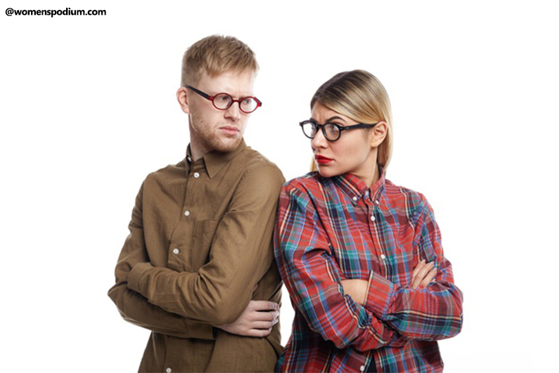 Bringing up the past - things men hate about women