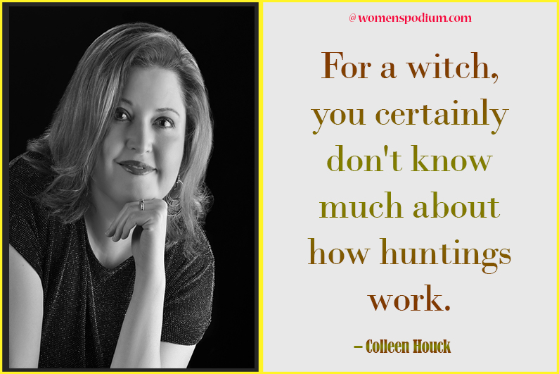 Colleen Houck - Famous quotes