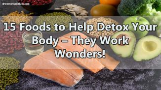 15 Foods to Help Detox Your Body – They Work Wonders!