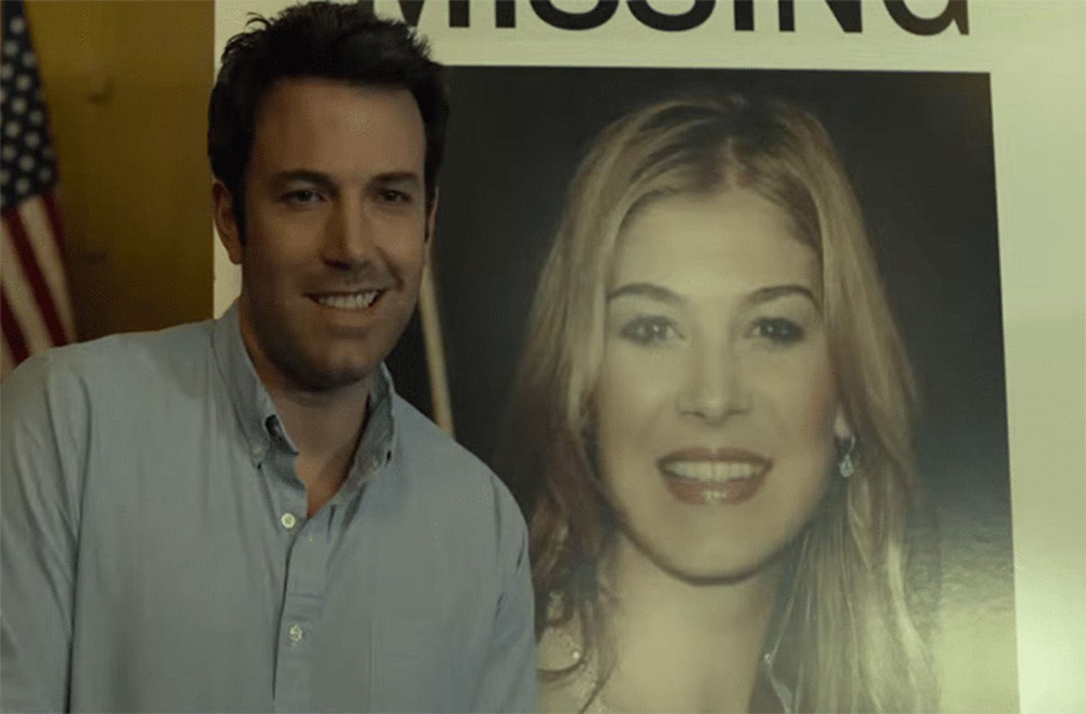 Gone girl - books to movies