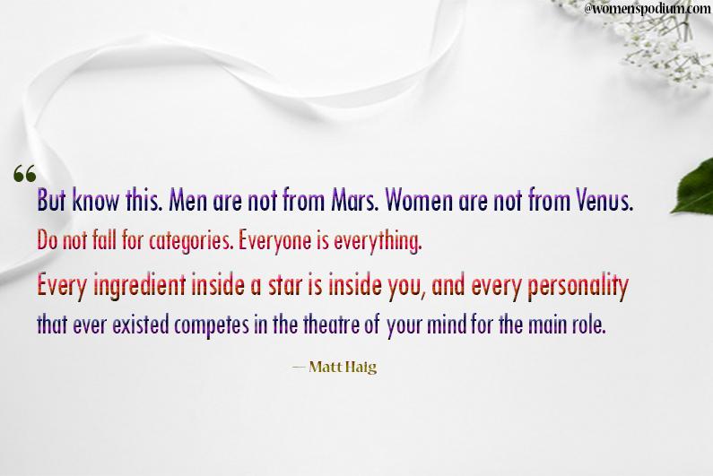 Men's day 2020 Quotes