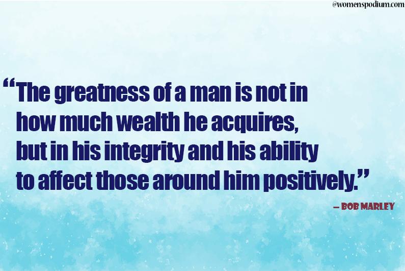 2020 Men's Day Quotes