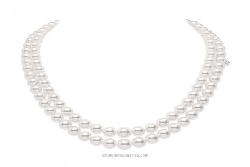 Rare Pearl Princess Necklace