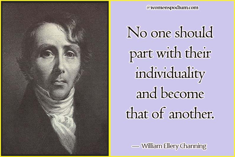 popular individuality quotes