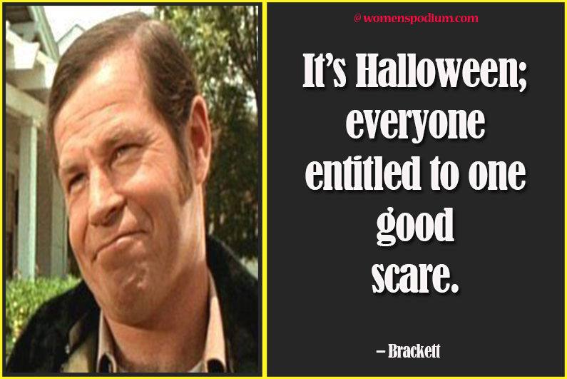Quotes on Halloween