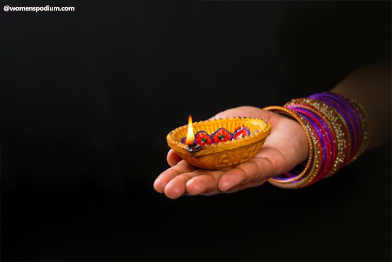 diwali photoshoot