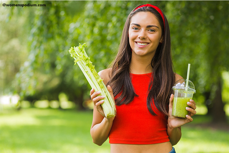 Celery - Foods to Detox Your Body