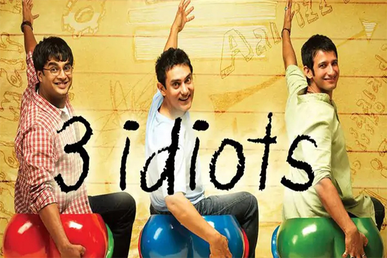 3 Idiots - Bollywood Movies