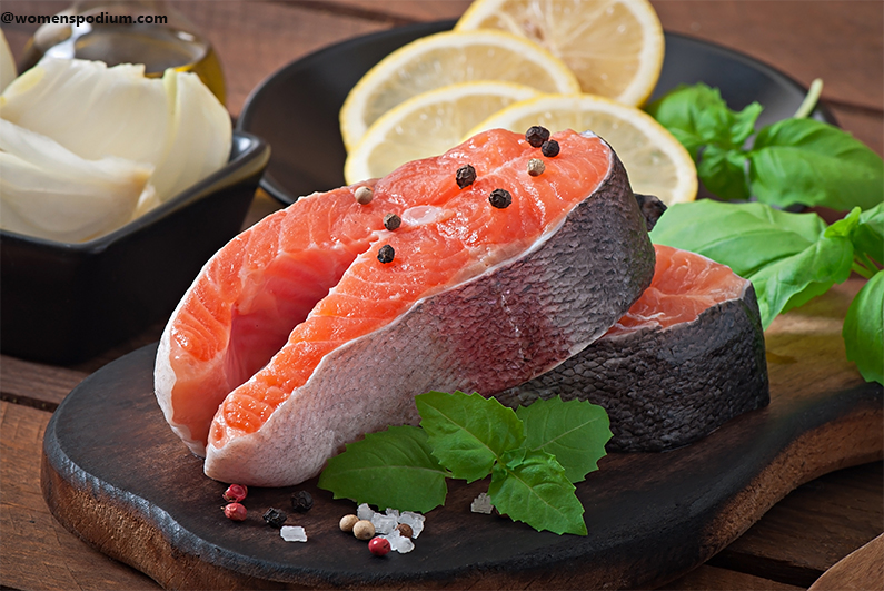 Wild Salmon - Foods to Detox Your Body
