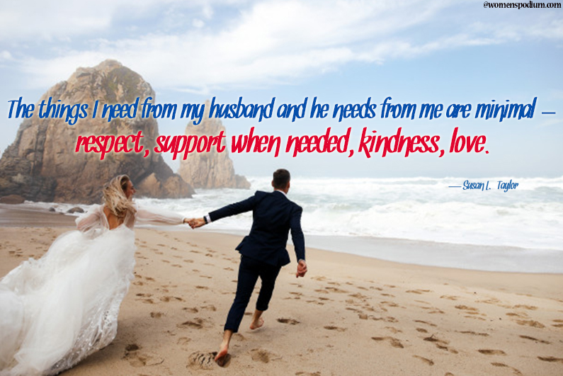 Husband quotes