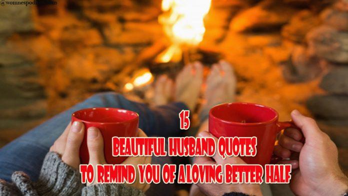 Interesting Husband Quotes