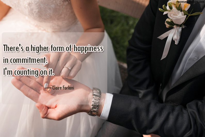 Quotes on Happy Marriage