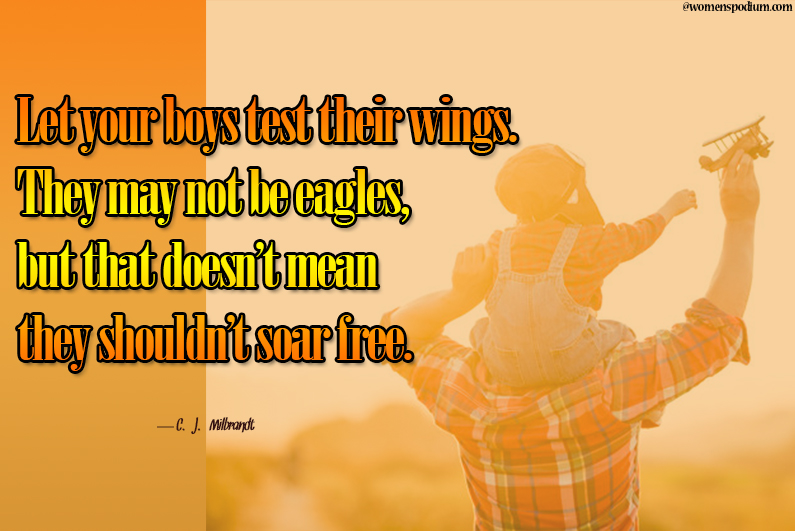 Quotes About Sons