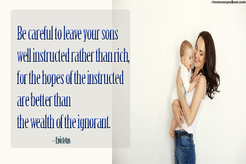 Interesting Quotes About Son