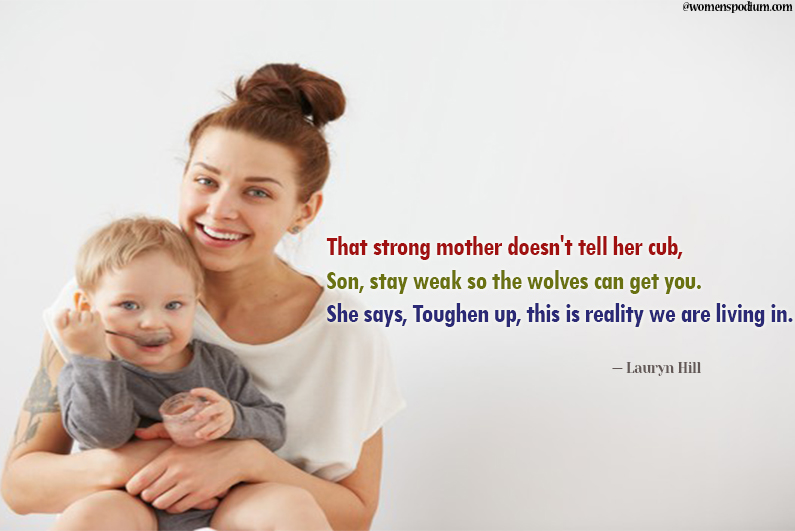 Motivational Quotes About Sons