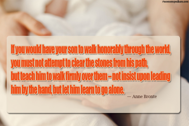 Interesting Quotes on Sons