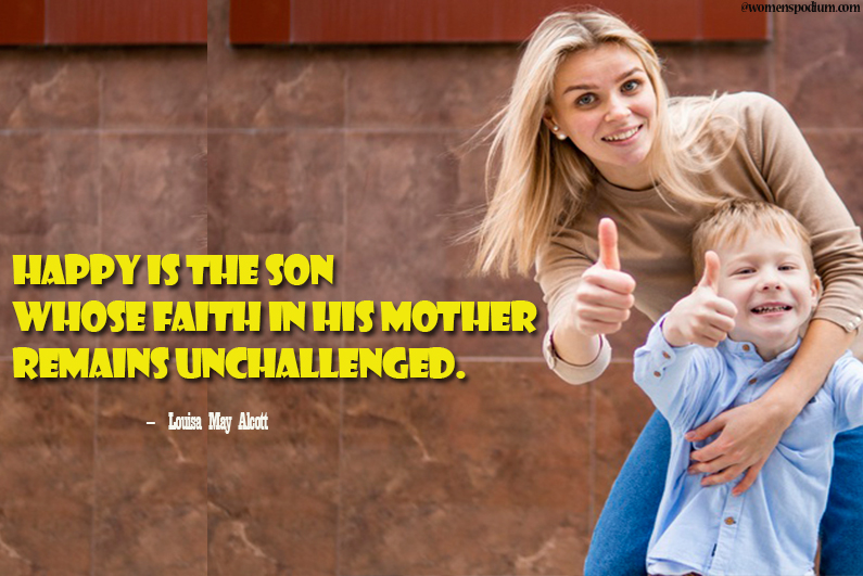 Inspiring Quotes About Son