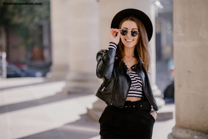 Jacket or Coat Over Jeans - Easy Fashion Tricks