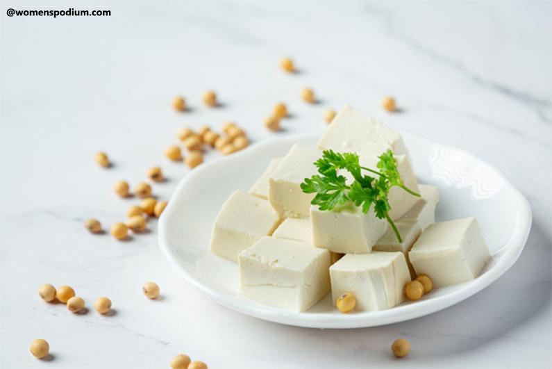 Tofu - Heart-healthy foods