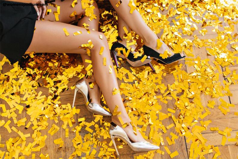 Pointed Toe Heels - Easy Fashion Tricks