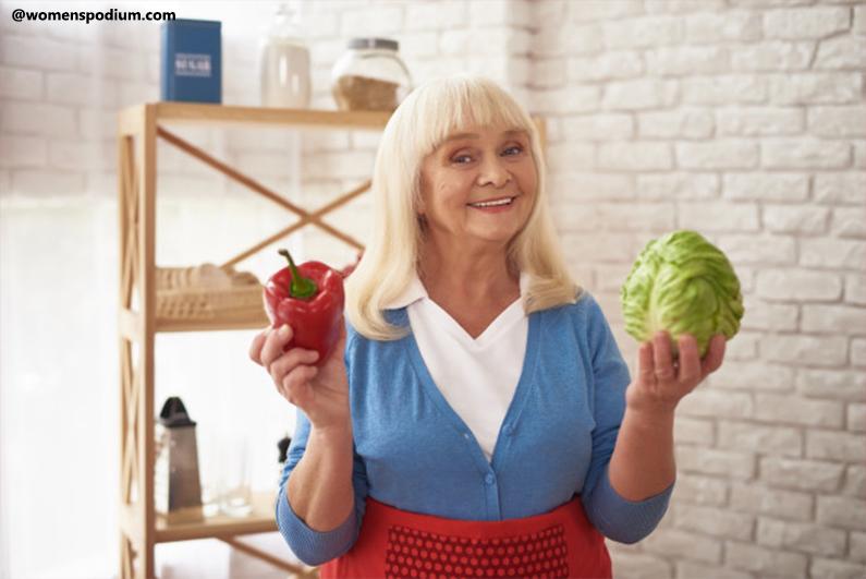 Diet plans for women over 50