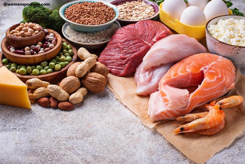 Protein-rich - Diet Plans for Women