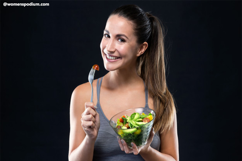 Eat healthily and be Smart