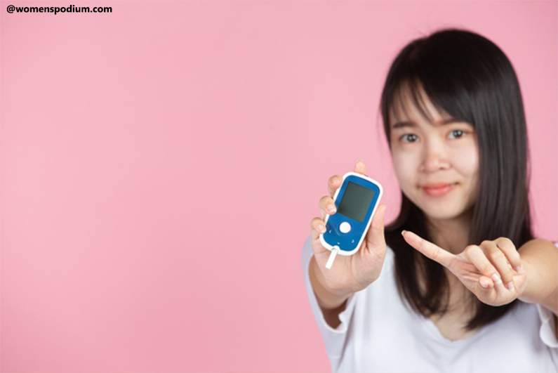 Type-1 diabetes occurs at a very early age