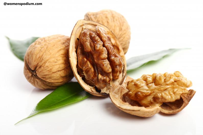 Walnuts - Heart-healthy foods