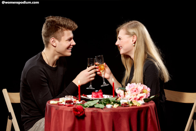 First-date venue - Dating Tips for Men