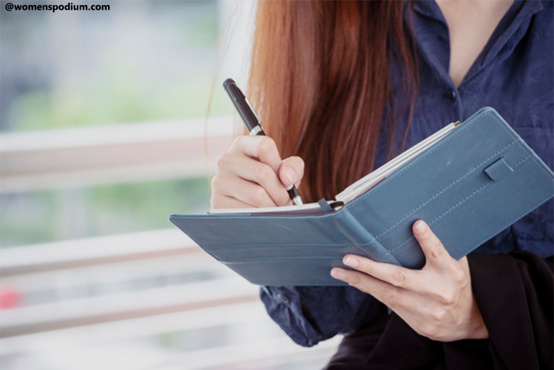 Diary and a Pen