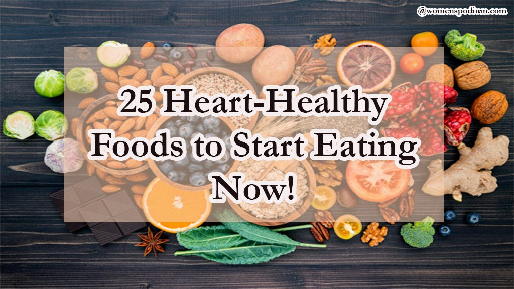 heart-healthy foods