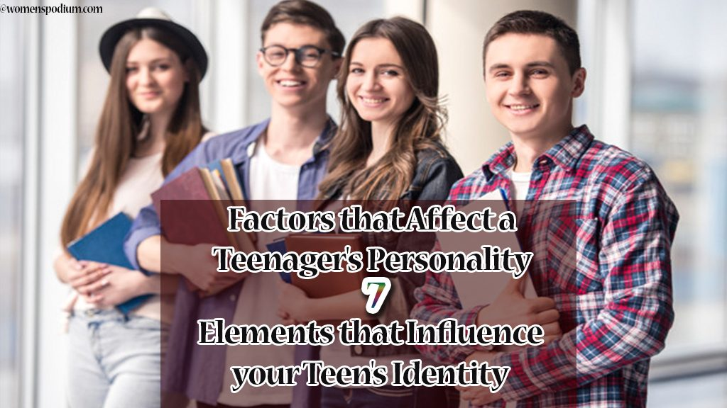 Factors that Affect a Teenager