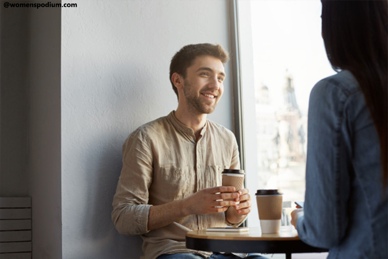 Don't Just Talk – Listen As Well