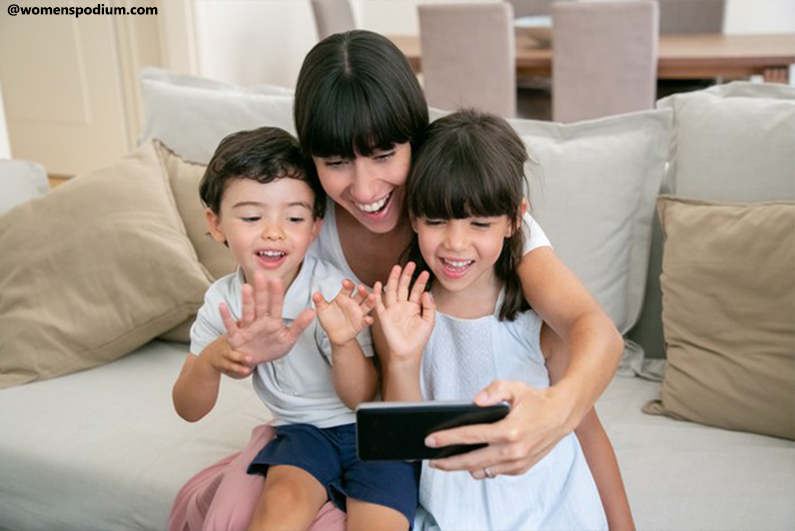 Virtual Playdates - Parents supporting kids during covid-19