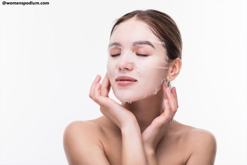 Lighten Skin Tone - Face Mask