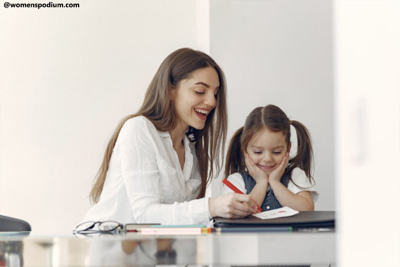 Home Schooling - Parents supporting kids during covid-19