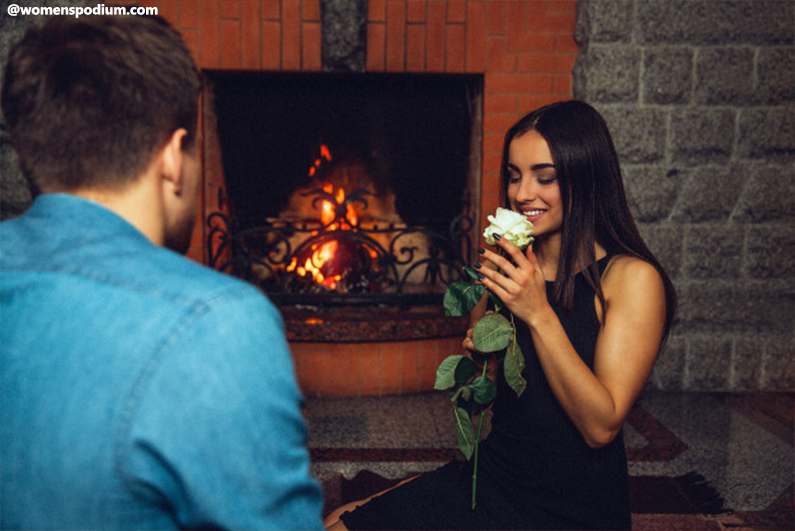 Fireplace in Your Apartment - Dating ideas for the winter
