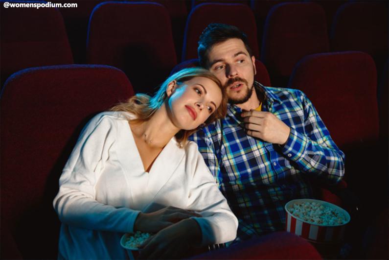 Romantic Movie Date