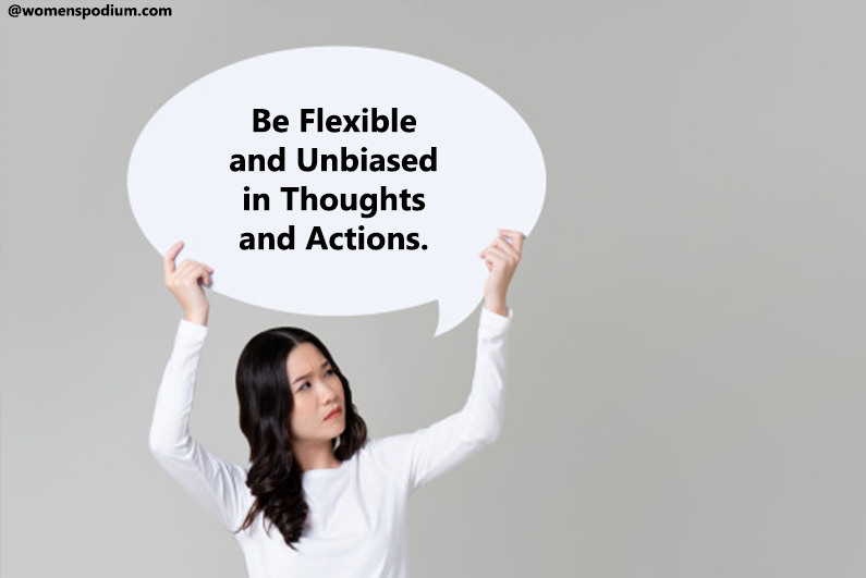 Flexibility - Rational People Are Flexible