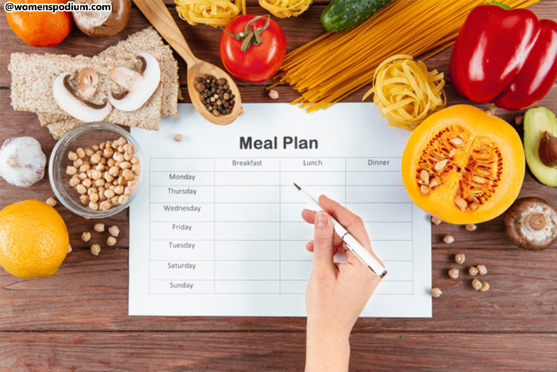 Organize Your Life - Meal Plans