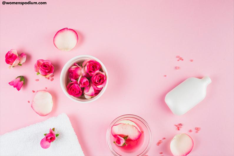 Lighten Skin Tone - Rose Water