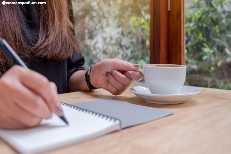 Self-esteem - Write Down Your Story