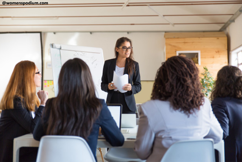 Leadership Strategies for Women - Don't Hesitate to Take Control of Things