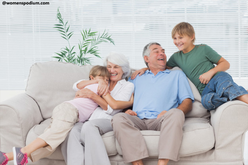 Raise Grateful Children - Let Them Meet Their Grandparents