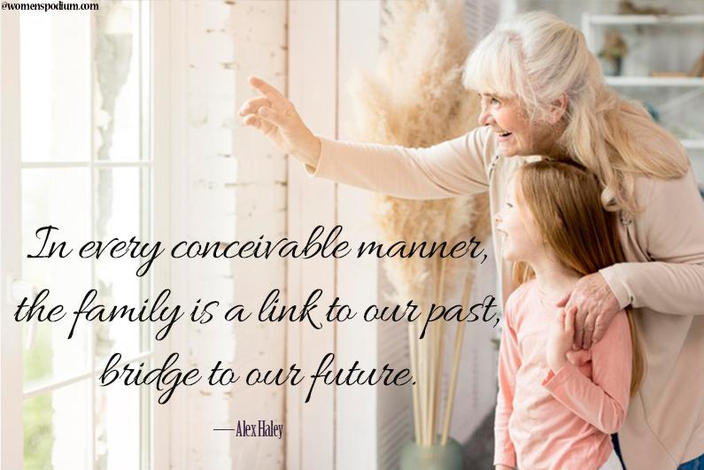 Alex Haley - Family Quotes